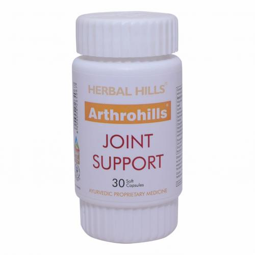 Herbal Hills Arthrohills Joint Pain Relief Capsules (30)